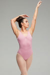 Bellizza Leotard - Blush