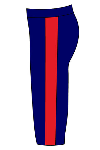 DRAGONS ROWING CLUB - Ladies Capri Leggings