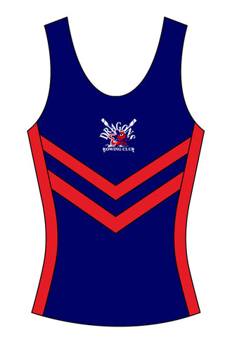 DRAGONS ROWING CLUB - Ladies Singlet