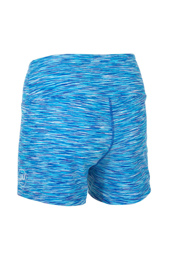 Ultimate Booty Shorts - CASCADE BLUE