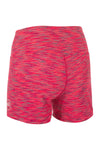 Ultimate Booty Shorts - RAZZLE DAZZLE ROSE