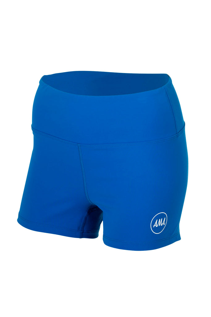 Ultimate Booty Shorts - BONDI BLUE