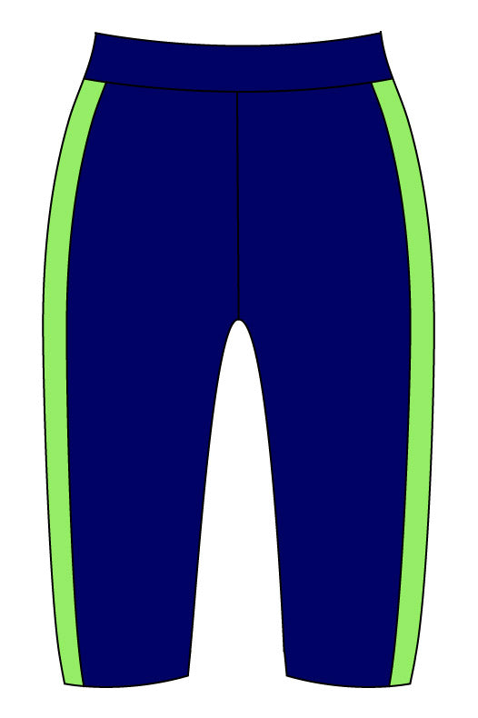 RIVER CITY ROWING CLUB - Ladies Capri Leggings