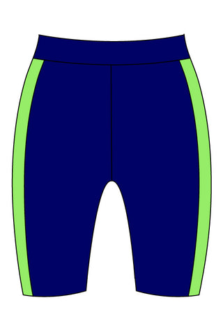RIVER CITY ROWING CLUB - Ladies Shorts