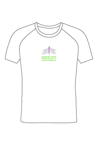 RIVER CITY ROWING CLUB - Ladies Short Base Layer