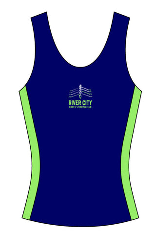 RIVER CITY ROWING CLUB - Ladies Singlet