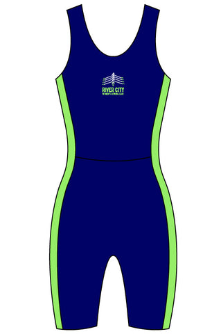 RIVER CITY ROWING CLUB - Ladies Zootie