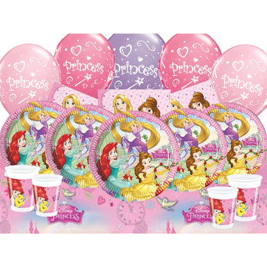 Disney Princess Deluxe Set for 24