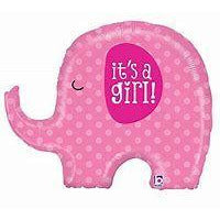 IT'S A GIRL ELEPHANT