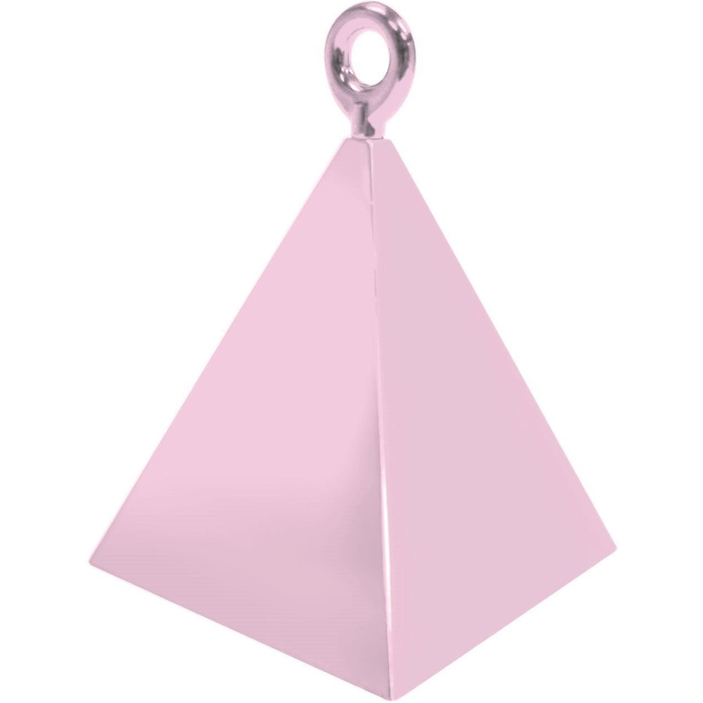 PYRAMID WEIGHTS 12CT (FULL BOX) PEARL PINK