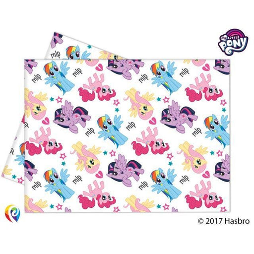 PARTY TABLE COVER 1CT MY LITTLE PONY movie