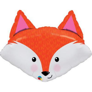 QUALATEX FABULOUS FOX SHAPE 33""