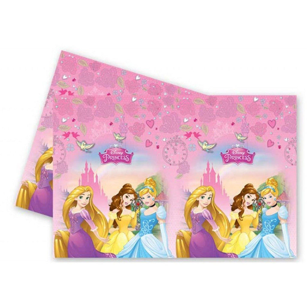 PARTY TABLE COVER 1CT,  DISNEY PRINCESS