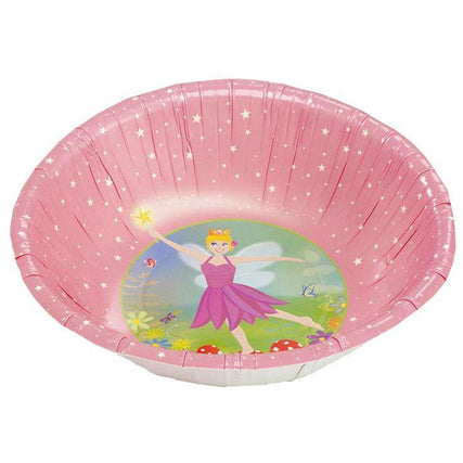Fairy princess bowls- end of line-no further stock (CLR:5)