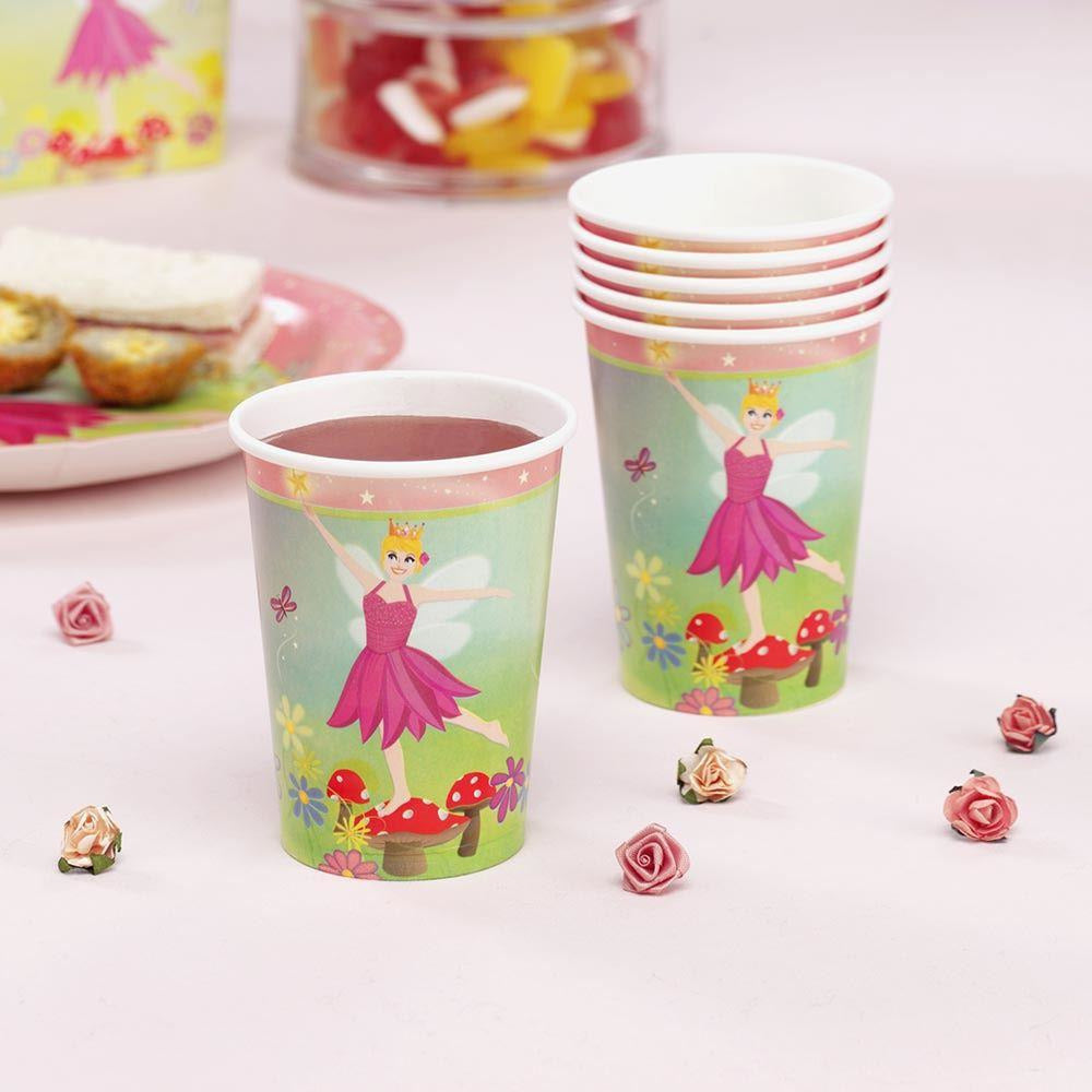 Fairy Princess Cups- end of line-no further stock (CLR:5)