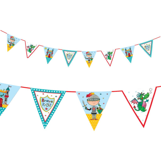 Rachel Ellen Knight Party Bunting (end of line)