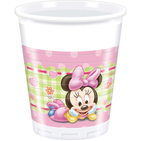 Baby Minnie Cups (end of line) do not order April 2018 (CLR:3)