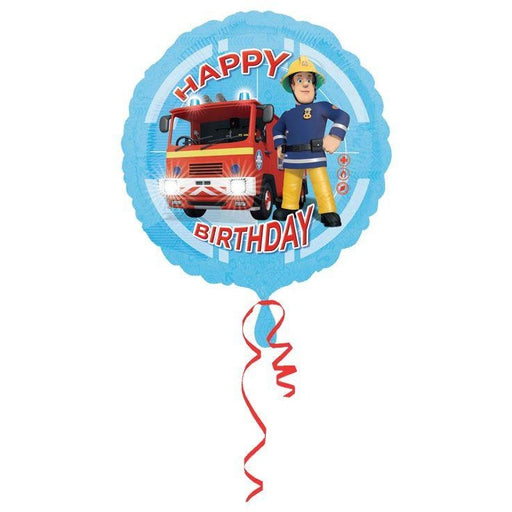 SD-C:Fireman Sam Happy Birthday (Also Upstairs)
