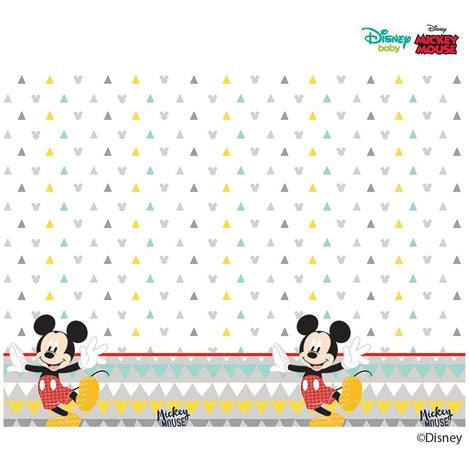 Disney Awesome Mickey Mouse Plastic Tablecover 120x180cm
