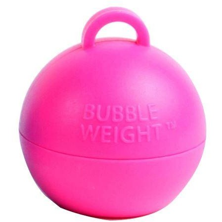 Bubble Balloon Weight Pink