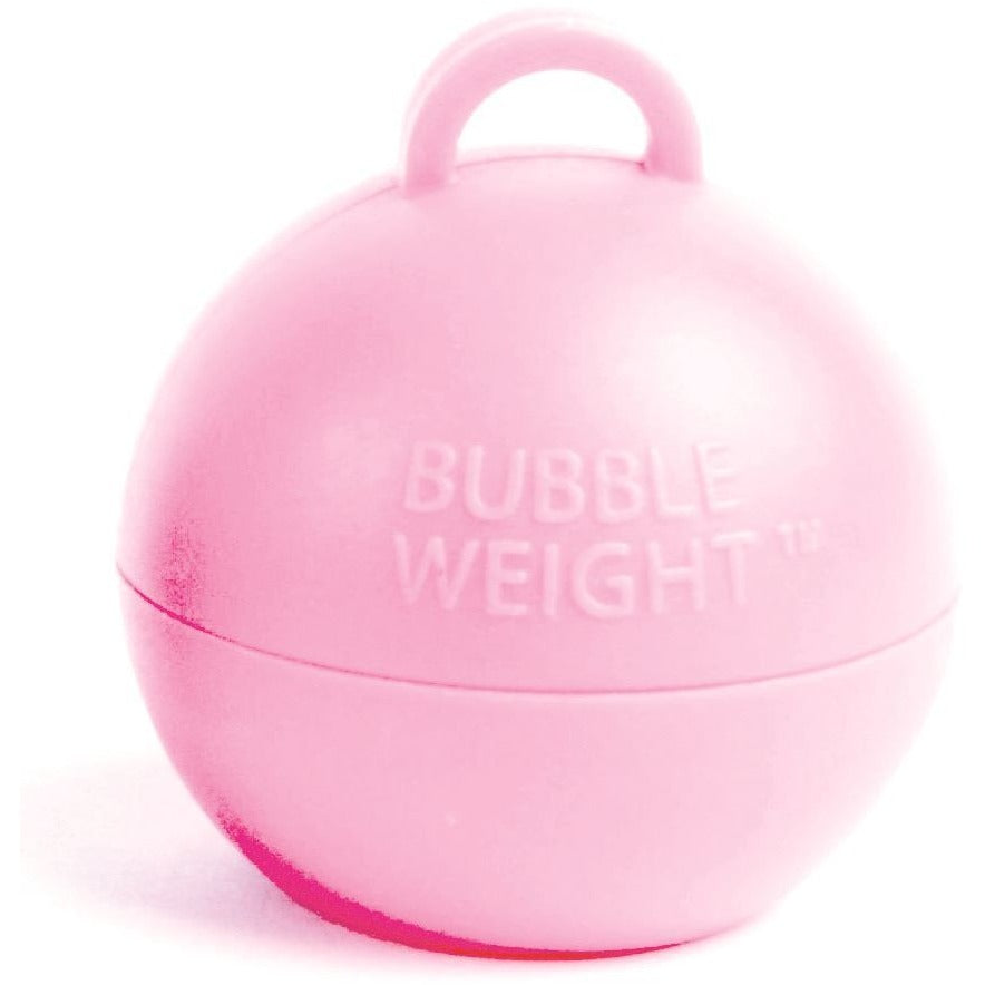Bubble Balloon Weight Baby Pink