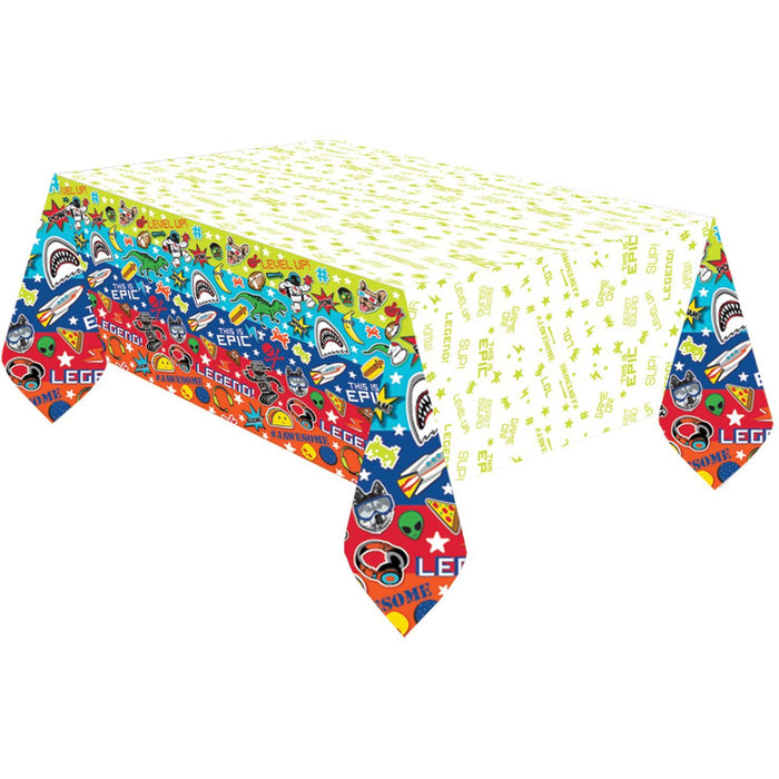 Epic Party Tablecovers 1.37m x 2.6m