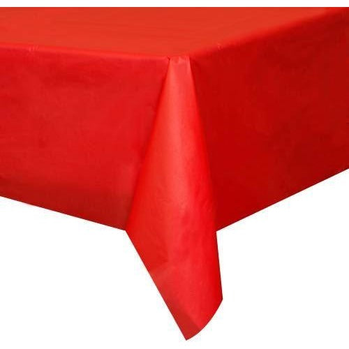 Red Tablecover-