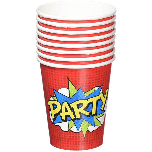 WOW Party Cups