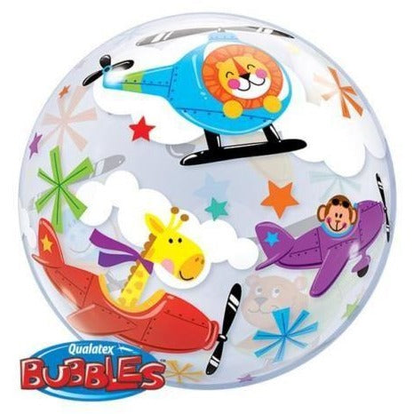 "22""  SINGLE BUBBLE        01CT,  FLYING CIRCUS"