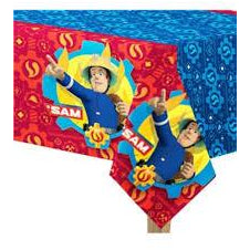 Fireman Sam 2014 Plastic Table cover