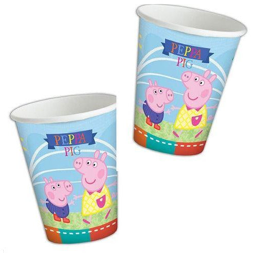 Peppa Pig Summer Time Cups