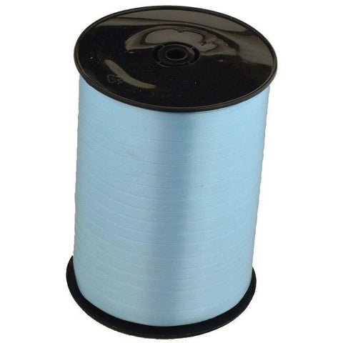 BALLOON RIBBON 100yd:lght blue