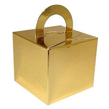 Oaktree Weight Gift Box Gold 10PK