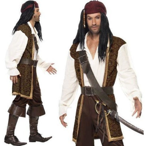 Smiffys High Seas Pirate Costume Large