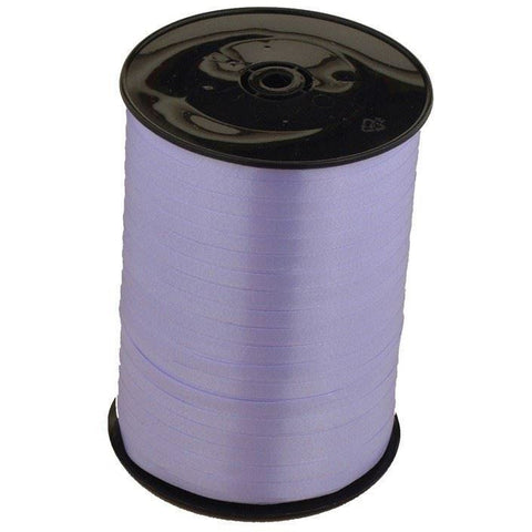 BALLOON RIBBON 100yd:lilac