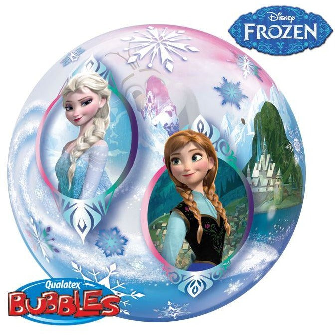 "22""  SINGLE BUBBLE        01CT,  DN FROZEN"