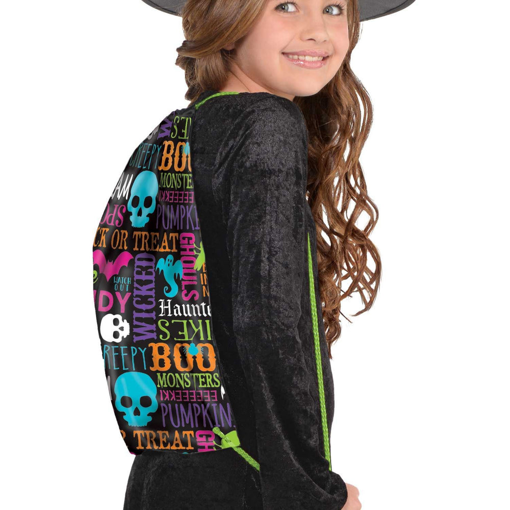 Halloween Trick Or Treat Back Pack Amscan