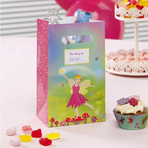 Fairy Princess Party Bags- end of line- end of line-no further stock. (CLR:5)