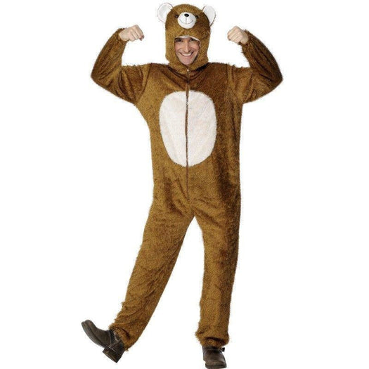 Smiffys Mens Bear Costume Medium
