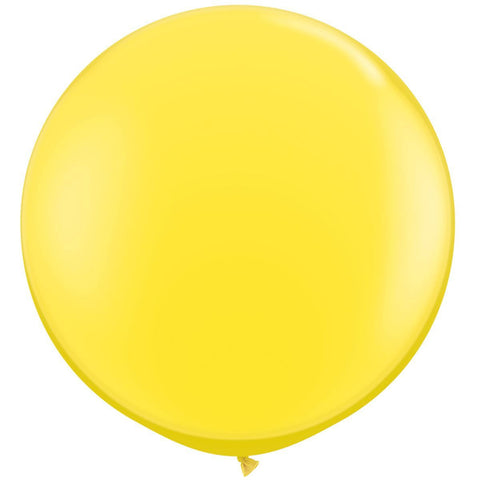 "Qualatex Standard Yellow 11"" 100 count"