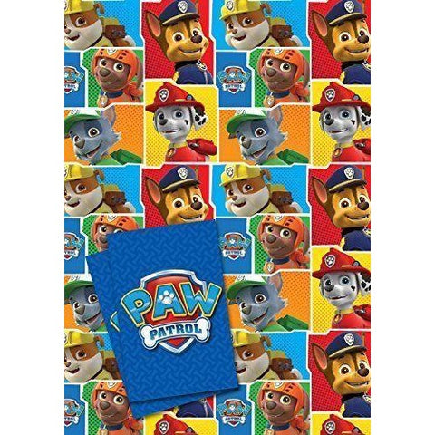 Danilo Paw Patrol Wrapping Paper