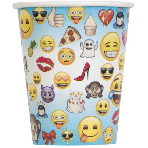 Emoji cups- end of line April 2018