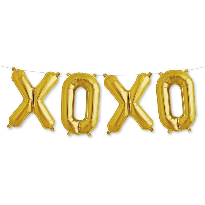 "XOXO Kit - Gold 16""-North Star"