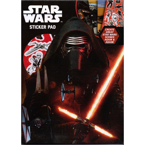 Star Wars (TFA) Sticker Pad