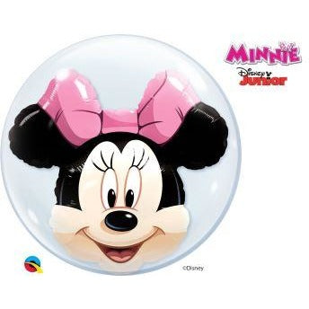 "24""  DOUBLE BUBBLE        01CT,  DN MINNIE MOUSE"