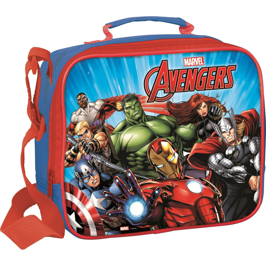 Avengers Lunch Bag (Snack container + Sport Bottle) end of line April 2018