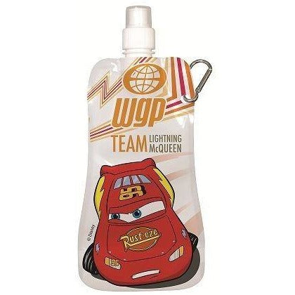Cars Plastic Foldable Bottle