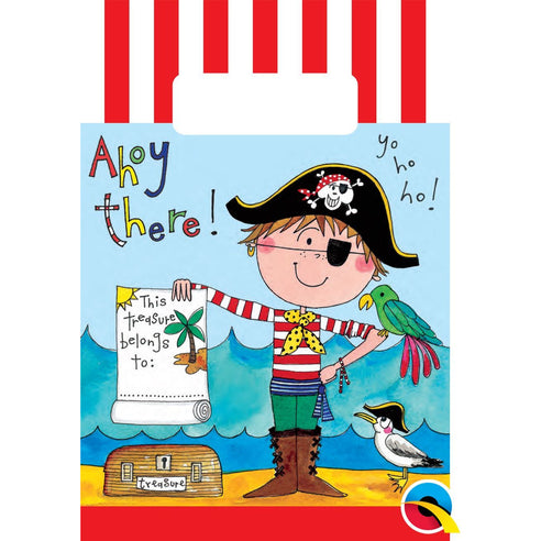 Rachel Ellen Pirate Party Bags