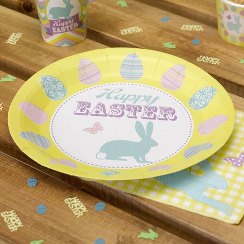 Happy Easter Plate - 8