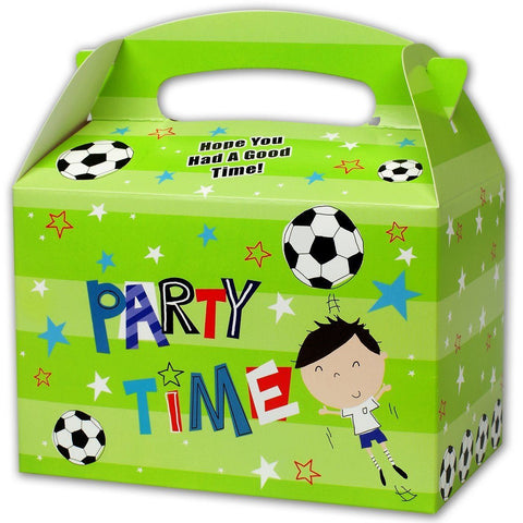 Simon Elvin Party Box Football PB 1004